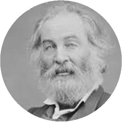 """""""Nebuď si tak jist, že teď nejsem stebou."""" (Walt Whitman: Stébla trávy)"""
